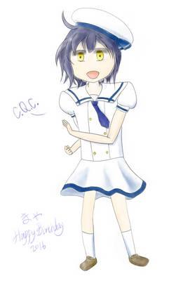 Happy birthday! Maya-chan~