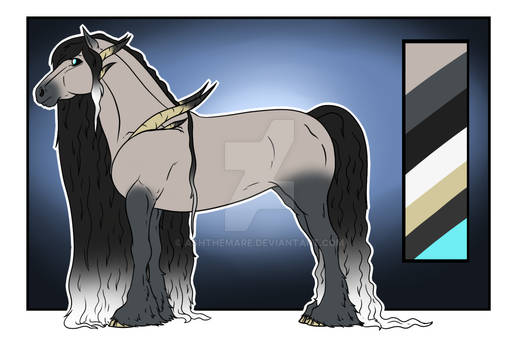Horse adopt ~ Ephrin