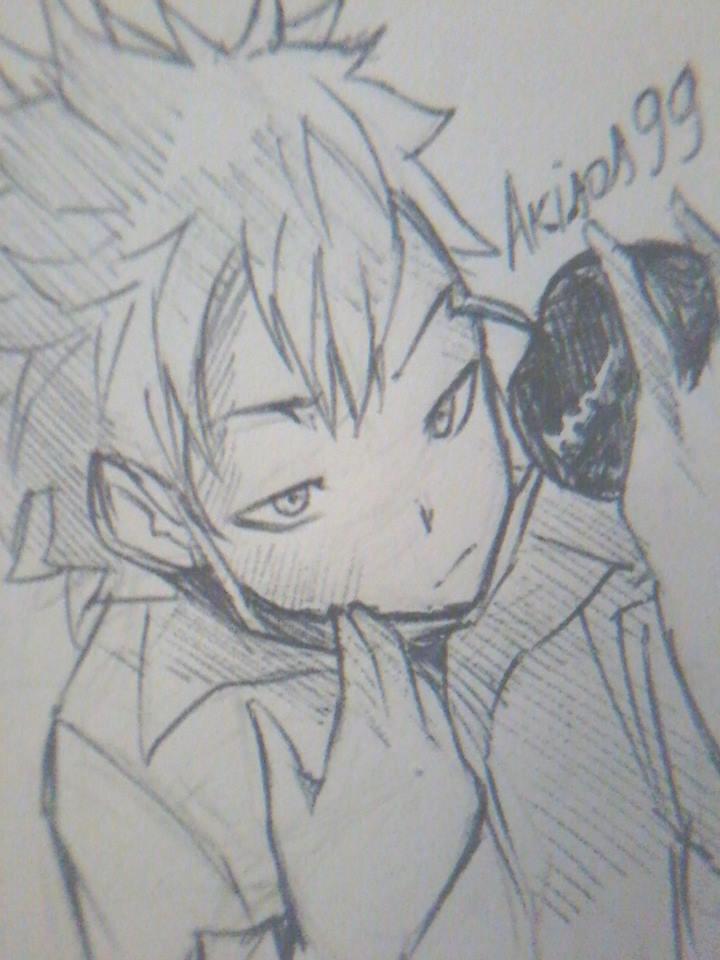 Hungry Joker Sketchy Fanart by Akisas99