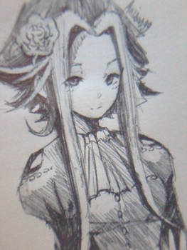 AutoMemoryDoll OC (Inspired By Violet Evergarden)