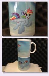 Mug - Rainbow Dash
