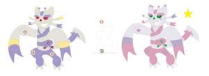 Mega Evolution #7 (Mienshao)