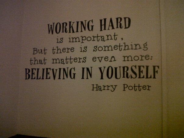 Harry Potter Quote By Potterhead Writer ...