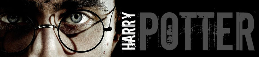 Harry Potter Banner by Potterhead-Writer