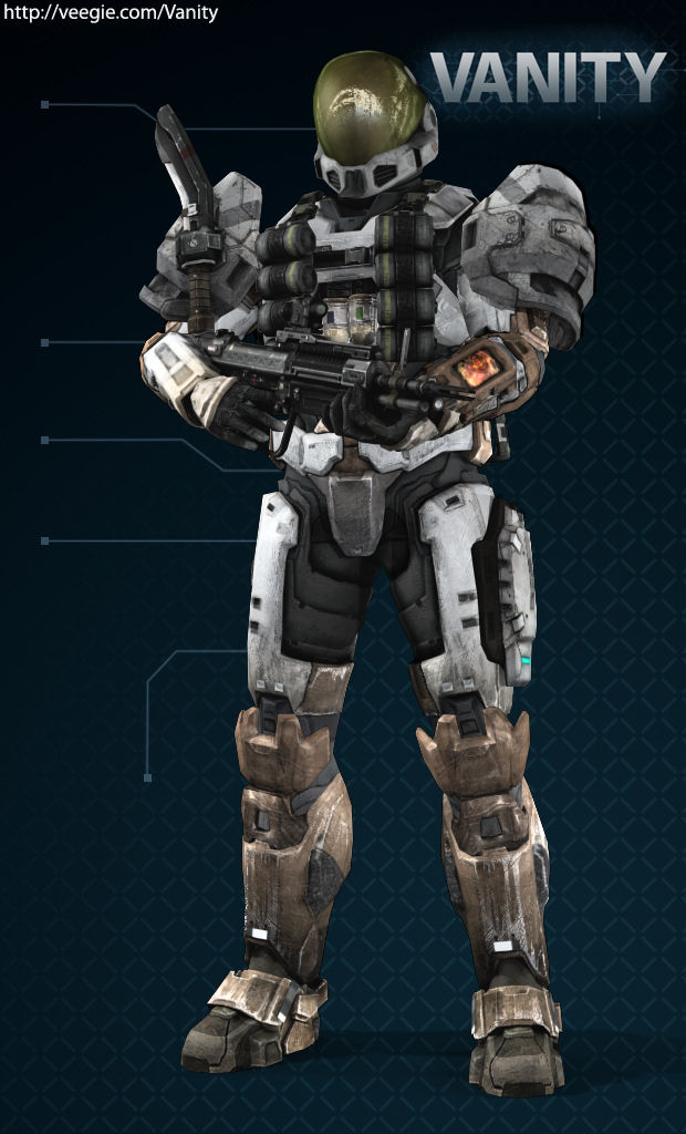 Agent Maine (Reach Armor)