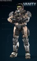 Agent New York (Reach Armor)
