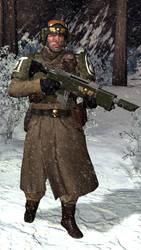 Winter Guardsman by Kommandant4298