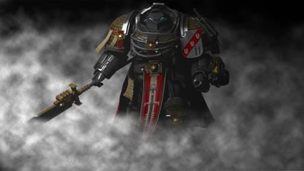 Grey Knight Terminator by Kommandant4298