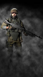 Sweedish SOG Operator by Kommandant4298