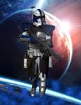ARC Trooper 'Ziskey'