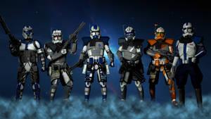 The Clone Troopers of Sabaton