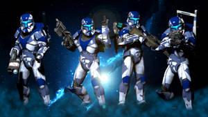 Onyx Squad, 501st Legion