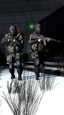Spartan Ranger Patrol