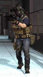 SCP Operator