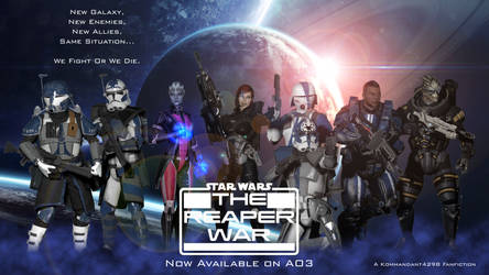 Star Wars: The Reaper War Link