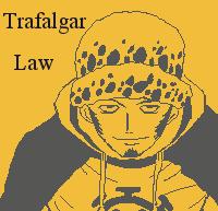 Trafalgar Law icon by LilSnowFox