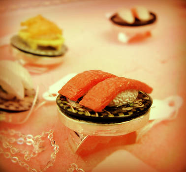 sushi rings 2 by lycheese