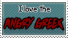 The Angry Greek by Morgue-Awall