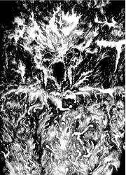 D.R.O.W.N my Anger by nakhoda