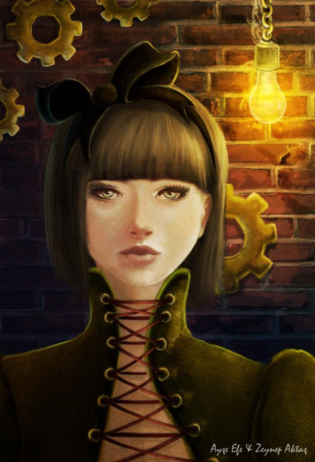 Alissa by AyseEFE