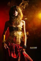 Fantazma - Smoka by rust2d