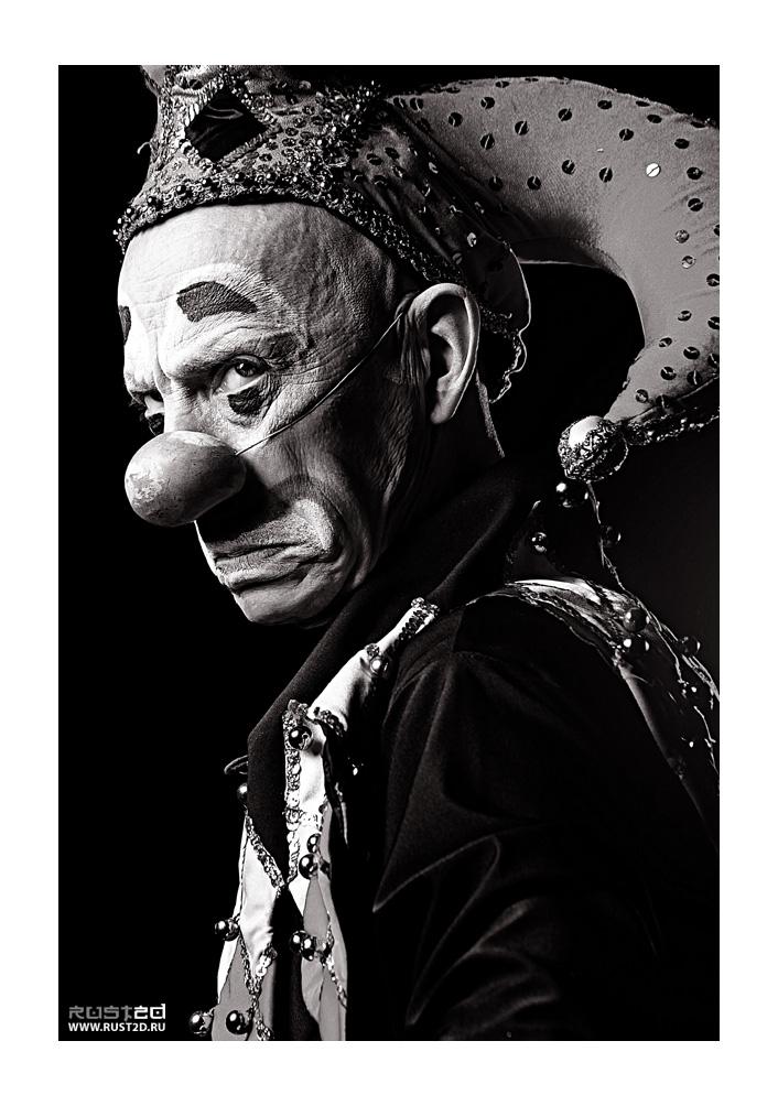 Clown by rust2d