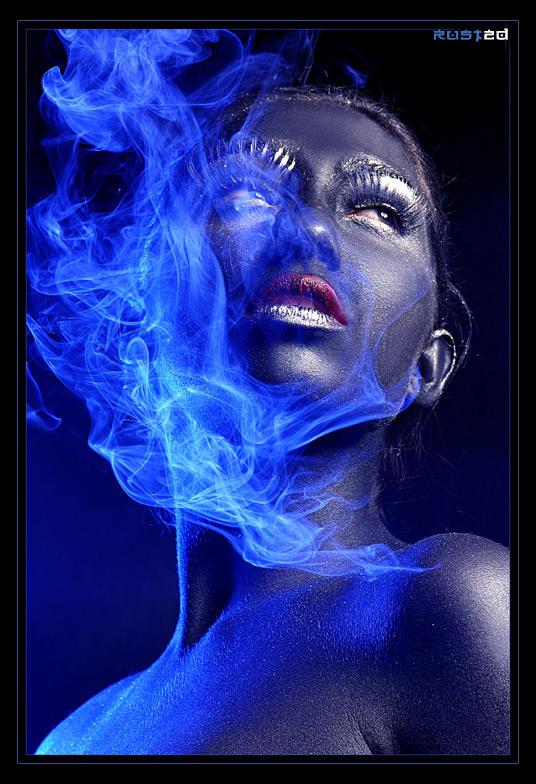 Plavo kao ... Fantazma___Black_Smoka_by_rust2d