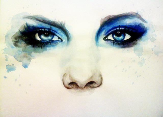 True Blue by ladulcevita