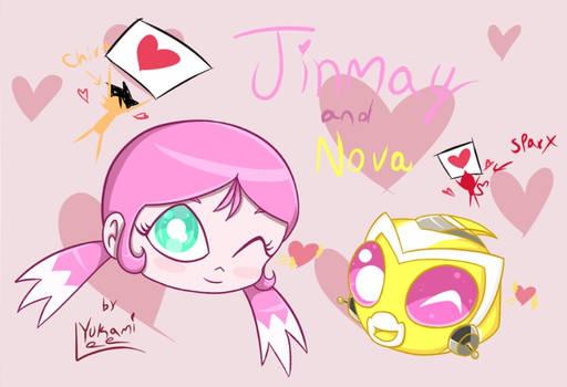 Jinmay and Nova