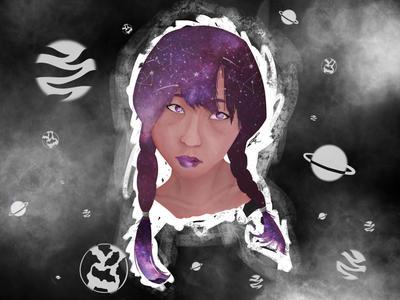 Galaxy girl by xXFireTearsXx