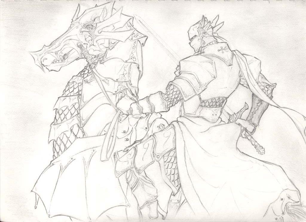 heavy cavalry by joewallacelu