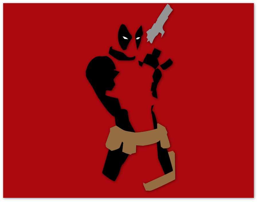 Deadpool by dragonfang42