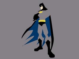 The Batman by dragonfang42