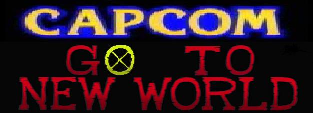 Capcom by Sket21