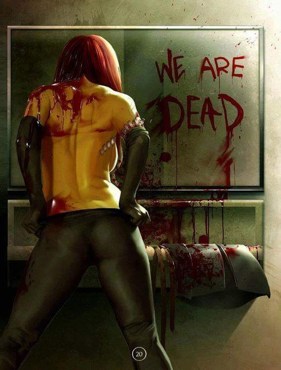 We Are Dead by Sket21