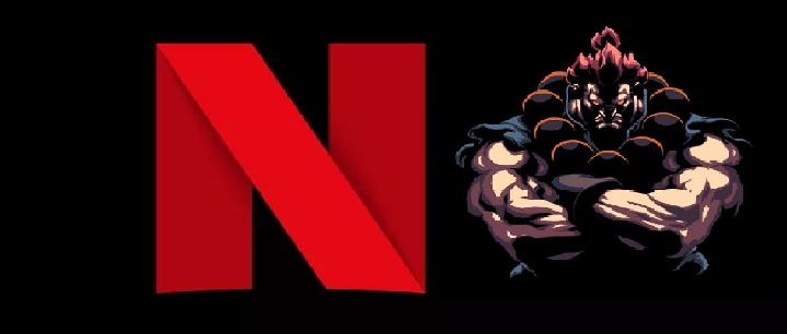Capcom netflix by Sket21
