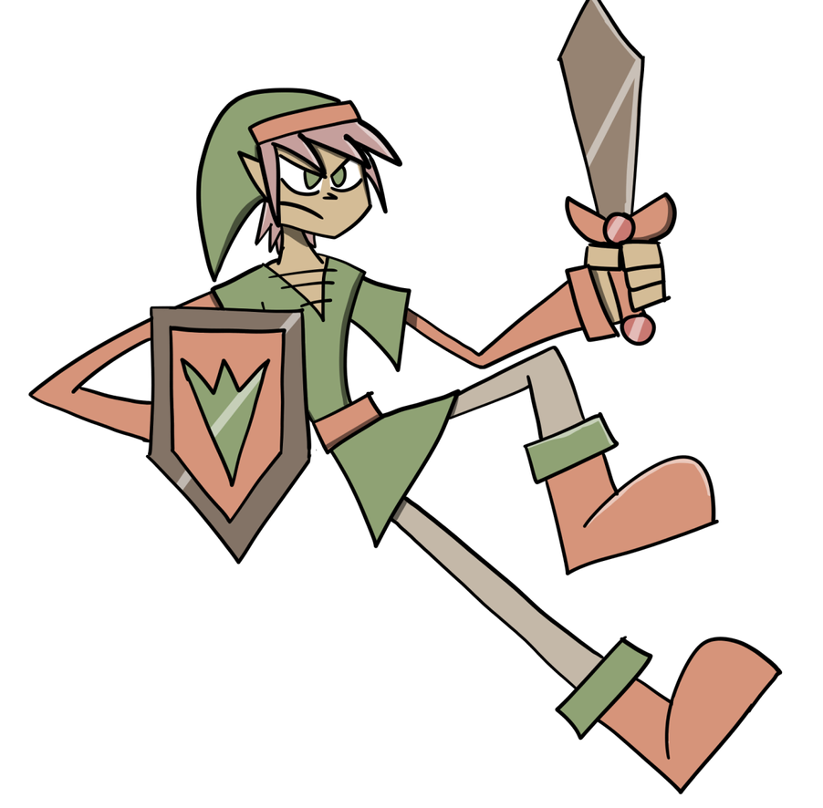 doodle link by BloodHaven666