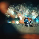 Burning pearl. by OliviaMichalski