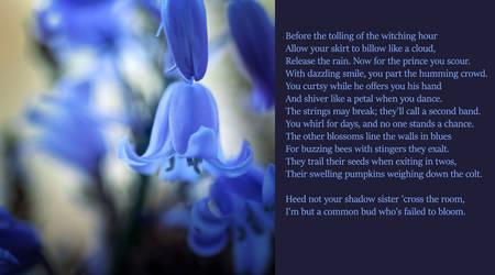 Blue Belle. by OliviaMichalski