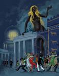 Berlin: The Wicked City - Dances of Vice by DStoyanov