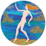 Dancing Nereid by DStoyanov