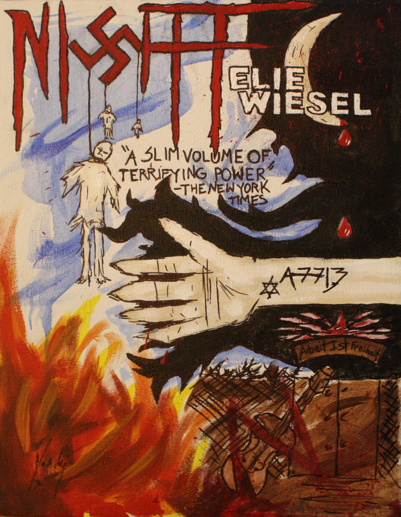 inference on night by elie wiesel The loss of elie wiesel is like the disappearance of a star in the heavens which you expect to see in the dark of night among other stars, somewhat brighter, more friendly and reliable and somehow.