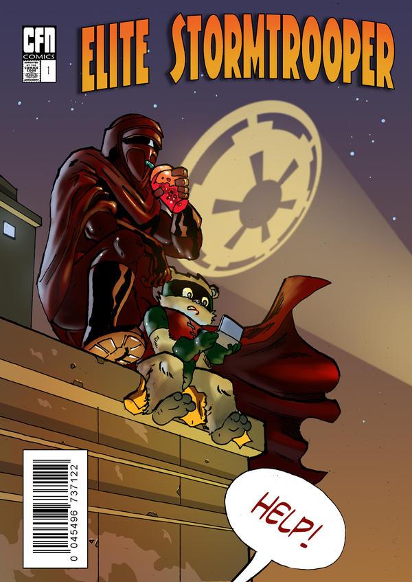 Stormtrooper Figure (With Elite Speeder Bike) - The Force Awakens ...