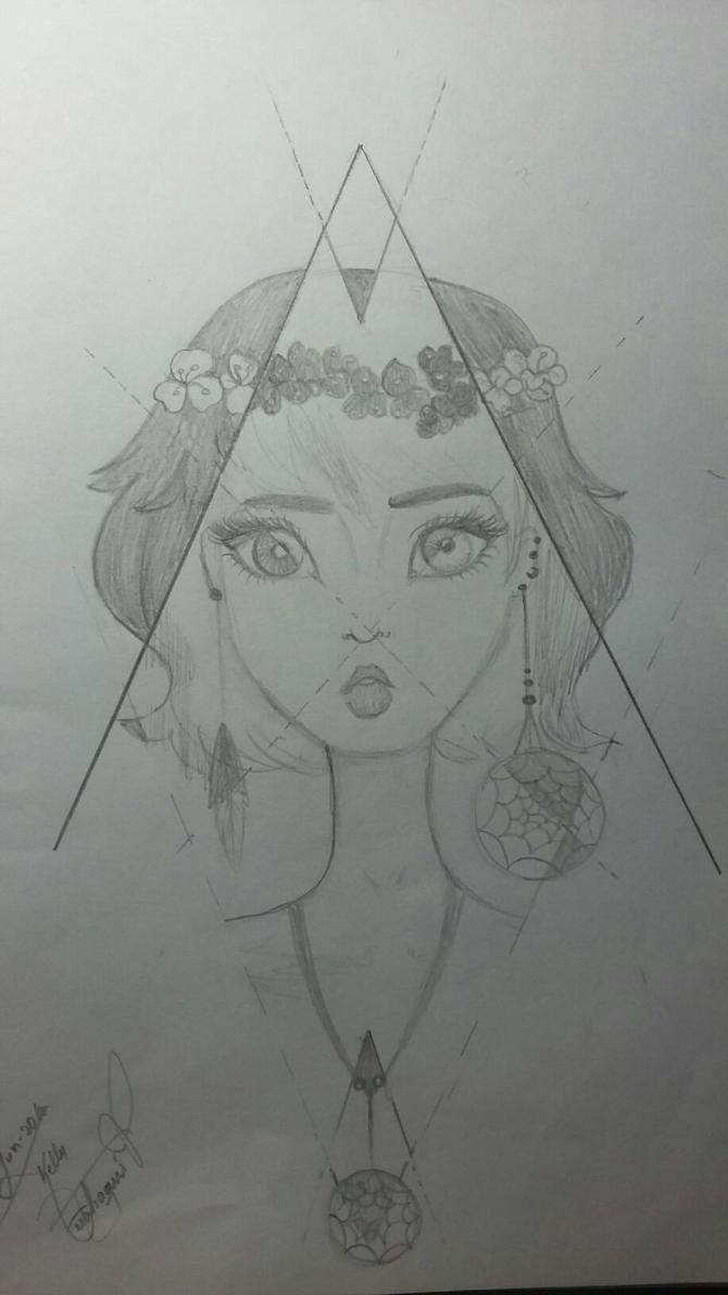 Geometria by kellygualsaqui