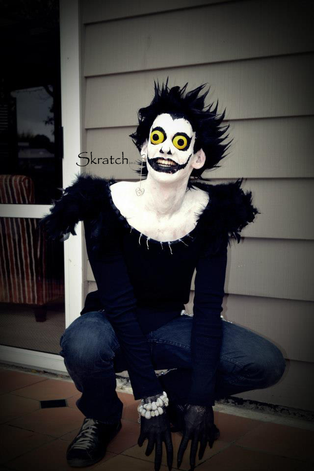 Rem And Ryuk From Death Note By CosplayFromSkratch On ...
