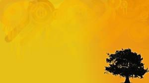 HD Vector Tree Wallpaper 1080p by FreedDeamon