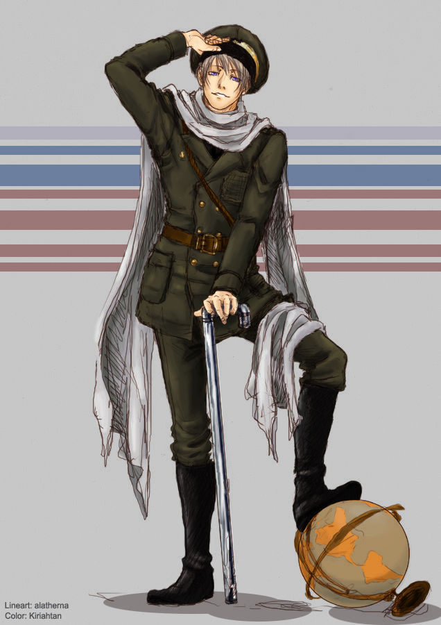 Ruling the world - APH