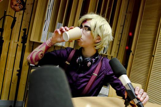 Coffe is fuel - WTNV