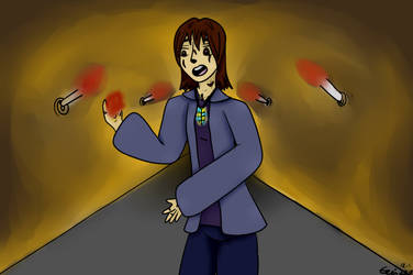 It Burns! by Undyne1