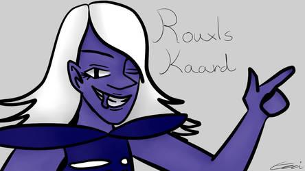 Rouxls Kaard - Delta Rune